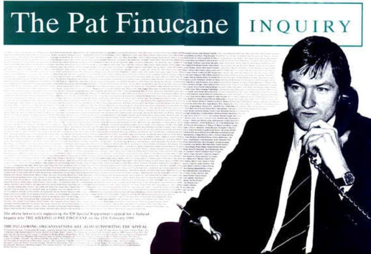 British government misses two European deadlines on plans for Pat Finucane investigation