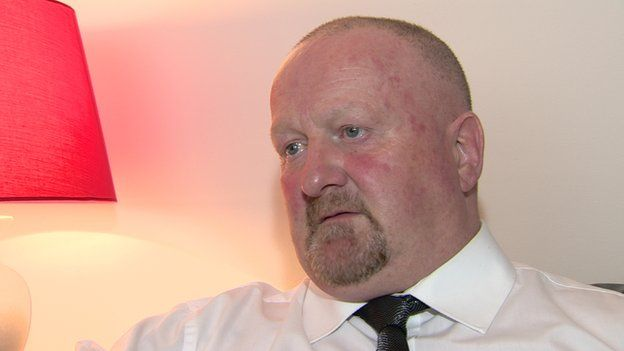 Statement on behalf of Alan Drennan senior