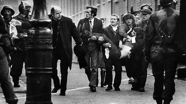 Victims of Bloody Sunday commence legal battle for damages