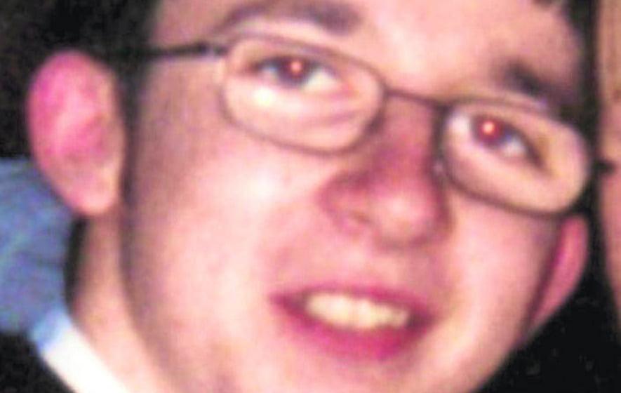 Postal worker Daniel McColgan was shot dead by loyalist gunman as he arrived for work in north Belfast in January 2002