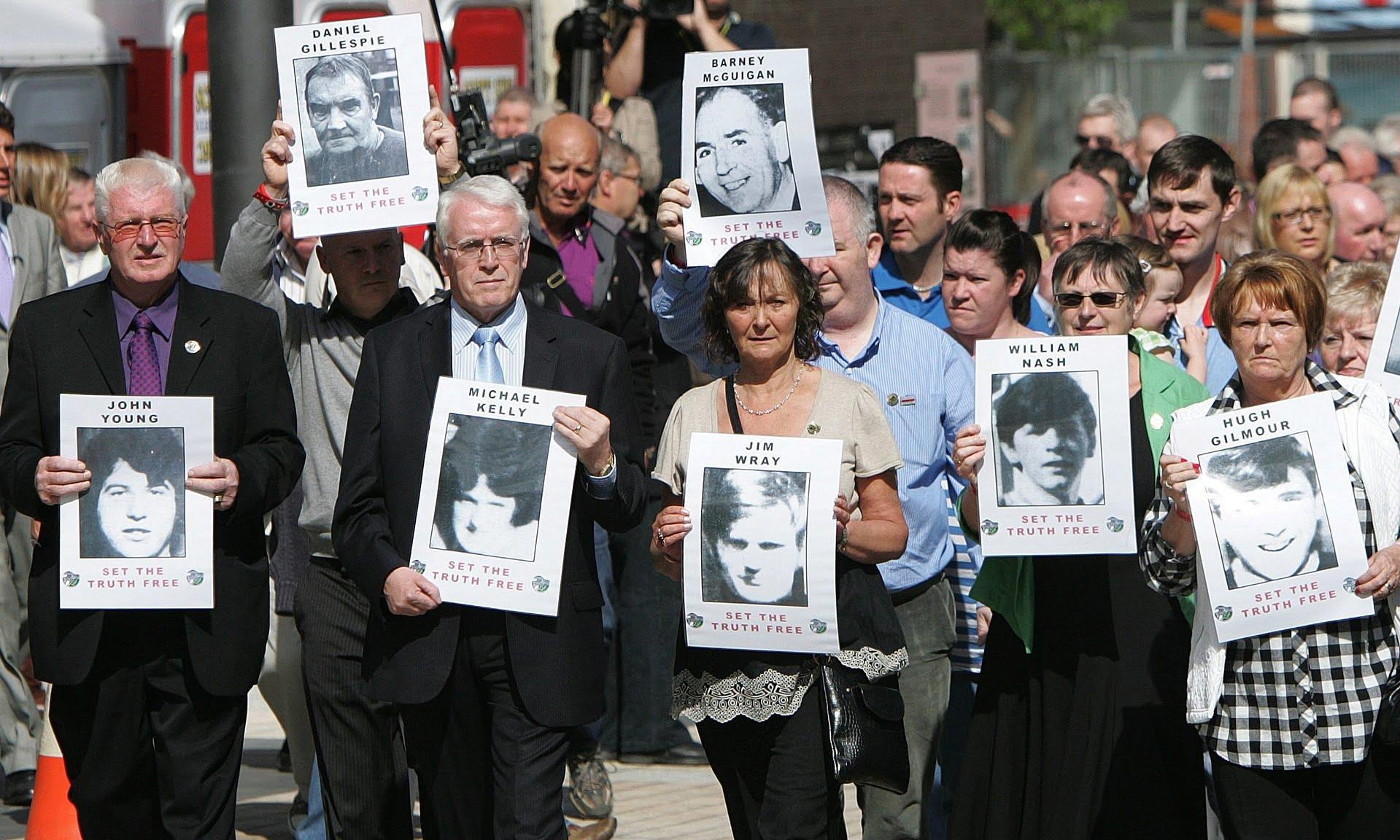 Bloody Sunday investigators arrest 66-year-old former soldier