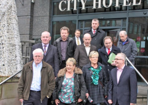 'Justice for one family is justice for all of us', say Bloody Sunday families