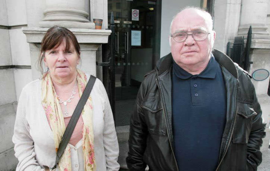 Teresa and Hugh Jordan, the parents of IRA man Pearse Jordan, will come face-to-face with the RUC officer who killed him at an inquest