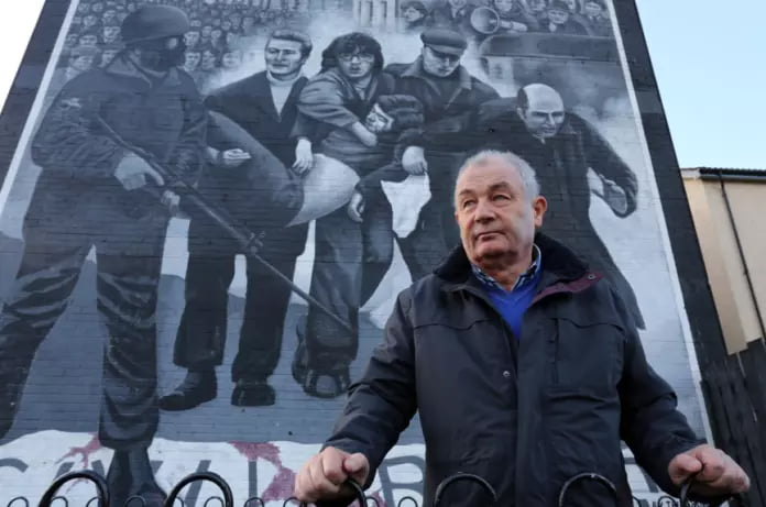 Bloody Sunday relative wins legal bid to challenge decision to drop Soldier F murder charges - Soldier F will NOT now be discharged at Derry Court tomorrow