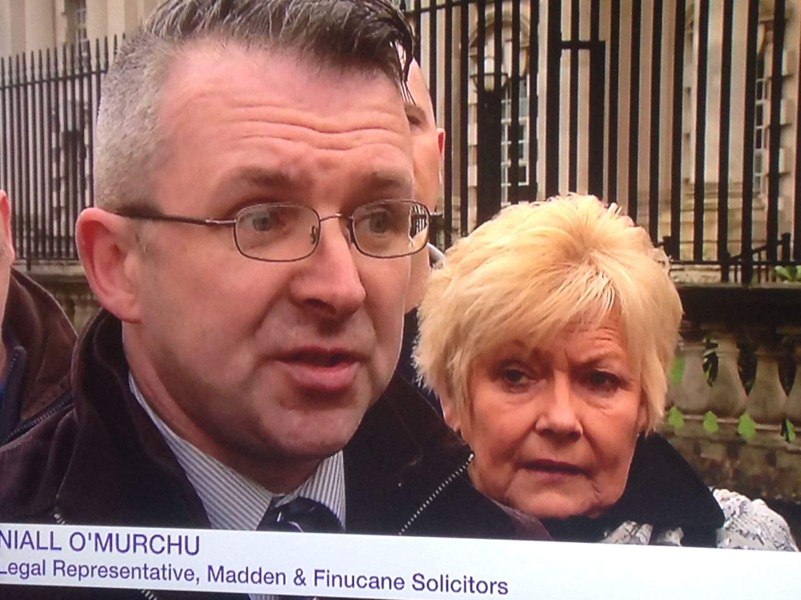 Statement on behalf of Margaret McQuillan