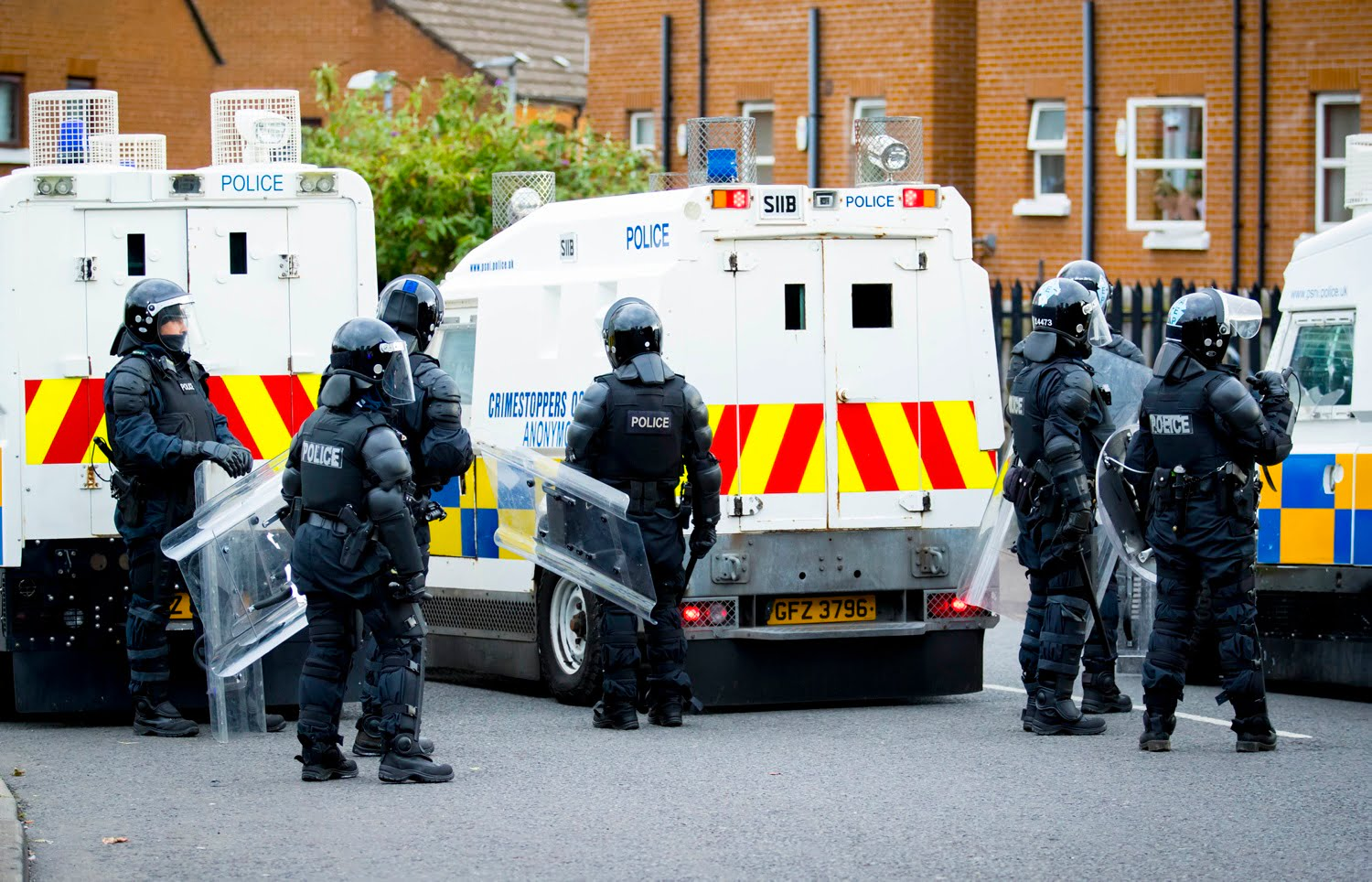Belfast man accused of Markets public disorder has charges withdrawn