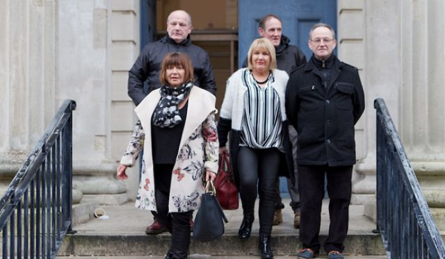 THOMPSON INQUEST DAY II: British soldier who killed Derry mother-of-six wept in dock then failed to provide names to assist inquest
