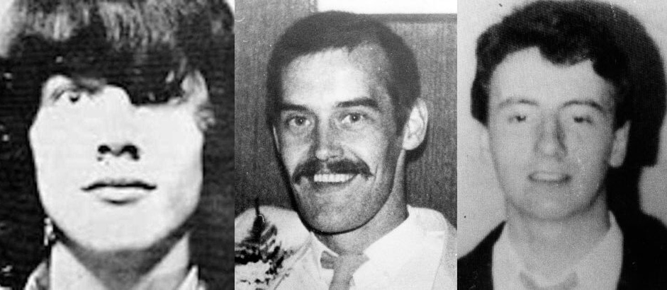 Leo Norney, Danny Doherty and William Fleming Inquests