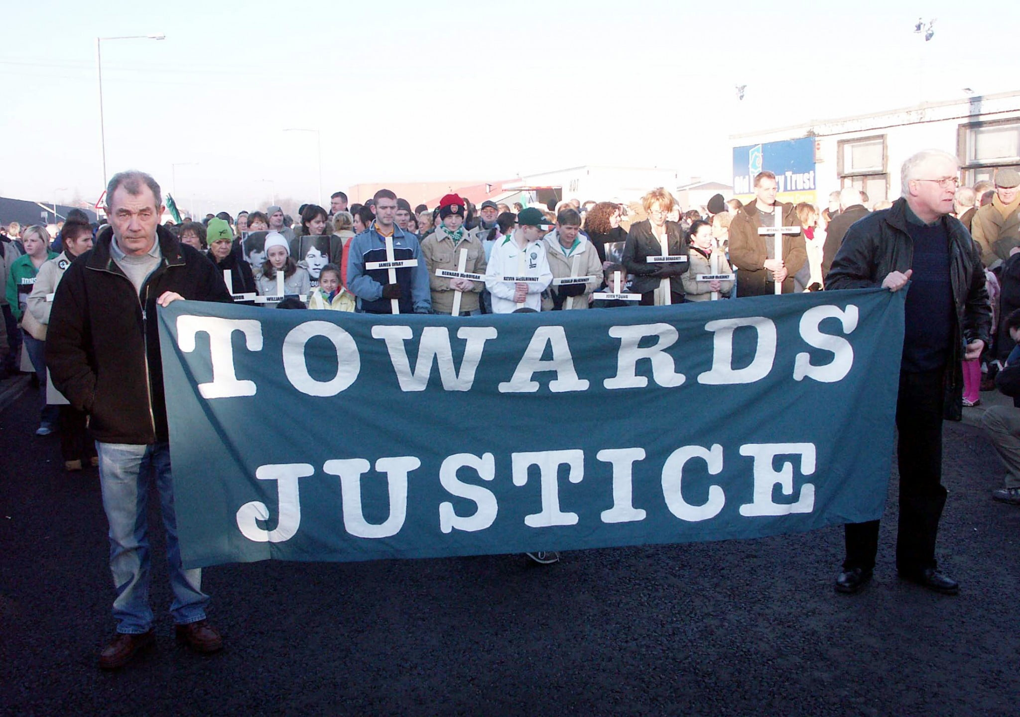 Bloody Sunday High Court Challenge