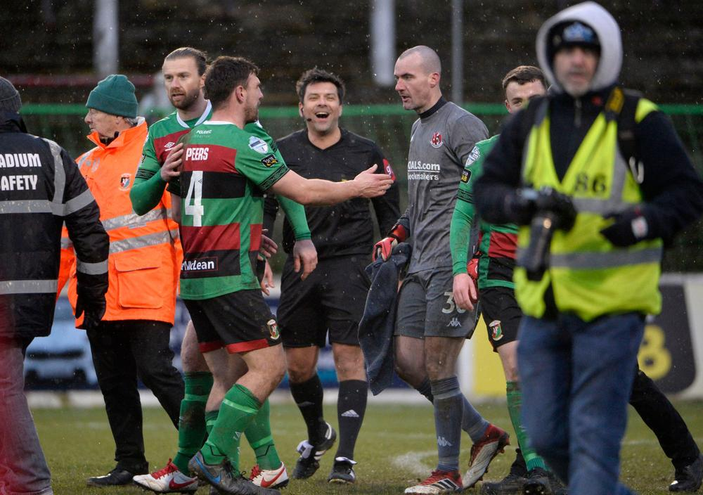 Crusaders launch appeal over Irish Cup suspensions following rivals' successful contests