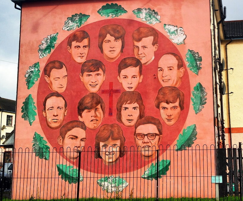 Bloody Sunday Case: High Court challenge against non-prosecution for murders of innocent young boys and men in Derry 1972